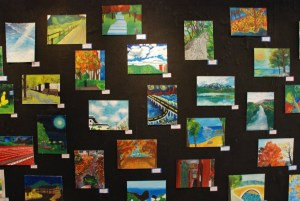Middle School Art Impressionist Paintings