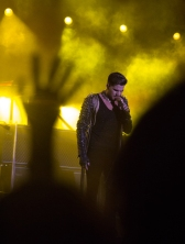 Adam Lambert in Seoul