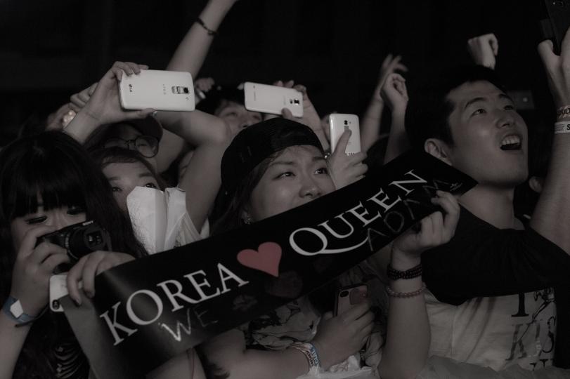 Queen in Korea