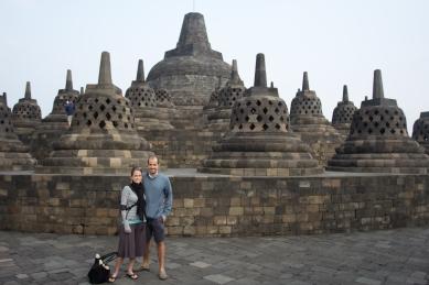 Borobudur Visit