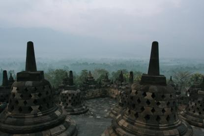 Borobudur September