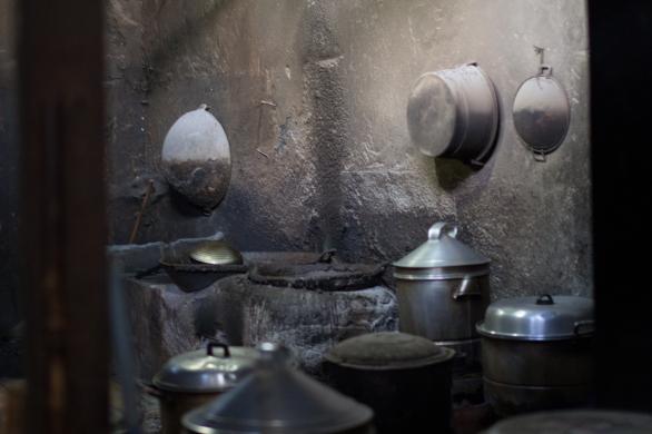 Old School Kitchen