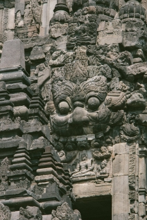 The carvings