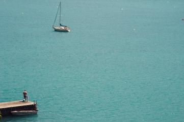 Taken from Shute Harbor lookout.