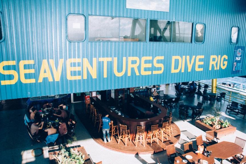 Seaventures Dive Rig