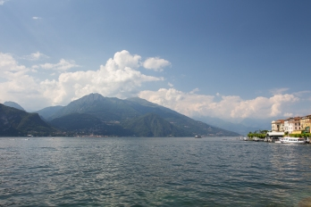 View from Bellagio