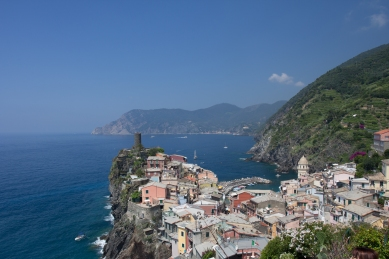 Vernazza was my favorite town to take pictures of.