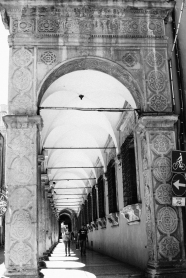 Engraved Arches