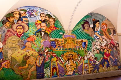 What? I too was confused at the mural copying Diego.