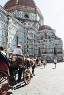 Buggy and Il Duomo