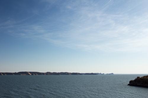 Lake Nasser.