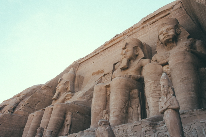 More pictures of the Ramses