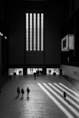 The Tate Modern. The building itself was a cool use of space especially since it used to be a power plant of sorts.